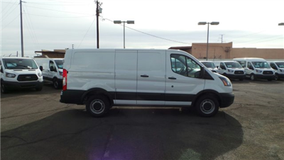 2018 Transit 150 Low Roof 4x2,  Empty Cargo Van #188370 - photo 6
