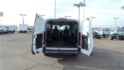 2018 Transit 150 Low Roof 4x2,  Empty Cargo Van #188370 - photo 9