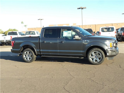 2018 F-150 SuperCrew Cab 4x2,  Pickup #188393 - photo 4