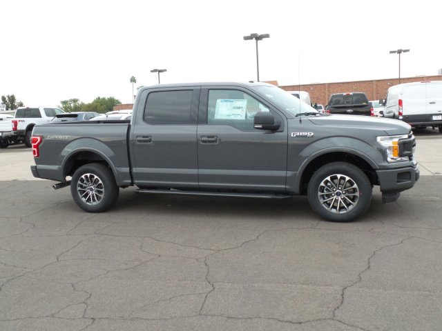 2018 F-150 SuperCrew Cab 4x2,  Pickup #188394 - photo 4