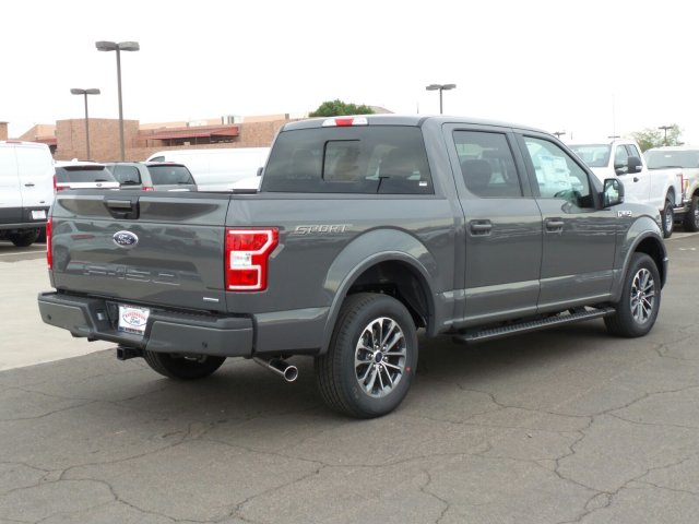 2018 F-150 SuperCrew Cab 4x2,  Pickup #188394 - photo 5