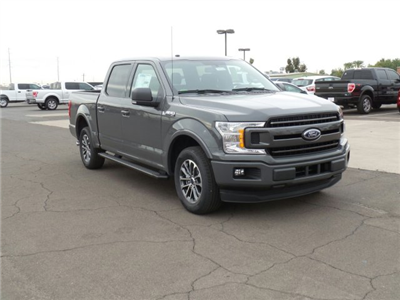 2018 F-150 SuperCrew Cab 4x2,  Pickup #188394 - photo 3