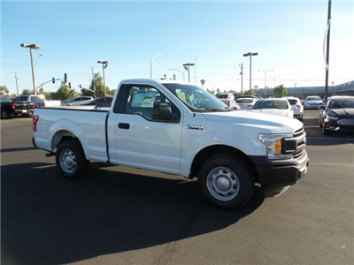 2018 F-150 Regular Cab 4x2,  Pickup #188398 - photo 4