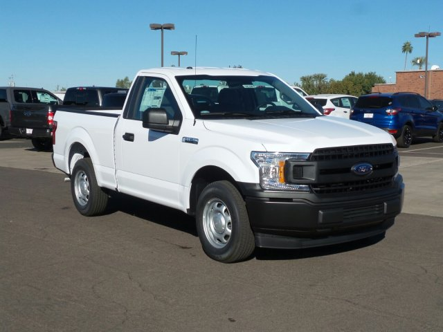 2018 F-150 Regular Cab 4x2,  Pickup #188399 - photo 3