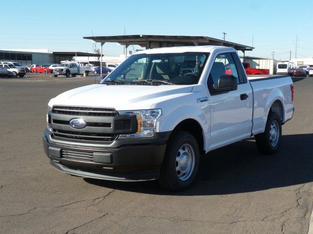 2018 F-150 Regular Cab 4x2,  Pickup #188399 - photo 1