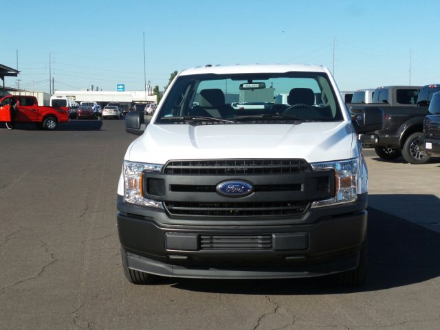 2018 F-150 Regular Cab 4x2,  Pickup #188399 - photo 8