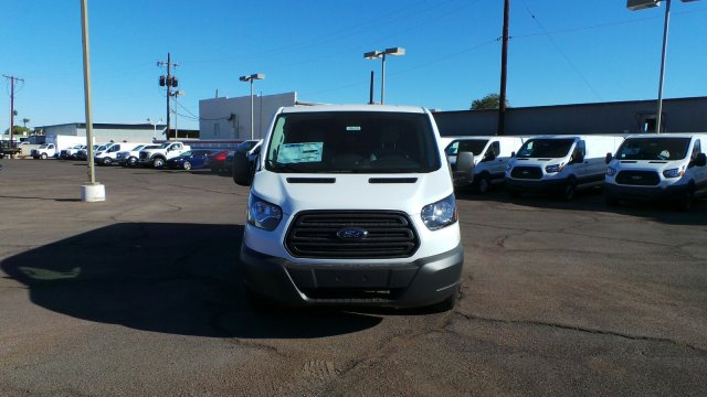 2018 Transit 150 Low Roof 4x2,  Empty Cargo Van #188438 - photo 4