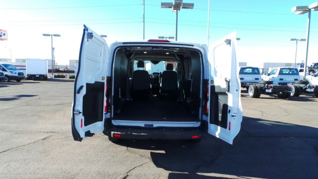 2018 Transit 150 Low Roof 4x2,  Empty Cargo Van #188438 - photo 9