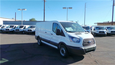 2018 Transit 150 Low Roof 4x2,  Empty Cargo Van #188438 - photo 5