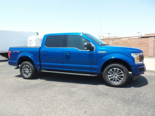 2018 F-150 SuperCrew Cab 4x4,  Pickup #188470 - photo 3