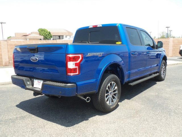 2018 F-150 SuperCrew Cab 4x4,  Pickup #188470 - photo 2