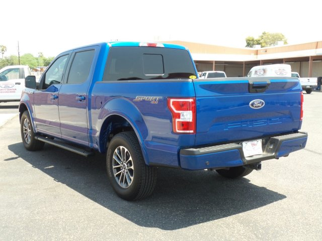 2018 F-150 SuperCrew Cab 4x4,  Pickup #188470 - photo 5