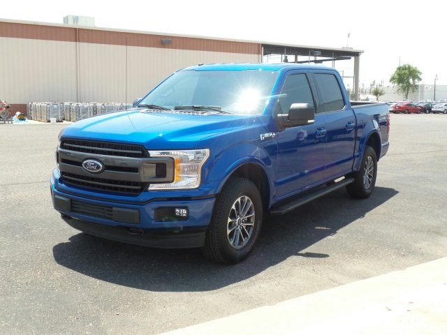 2018 F-150 SuperCrew Cab 4x4,  Pickup #188470 - photo 7