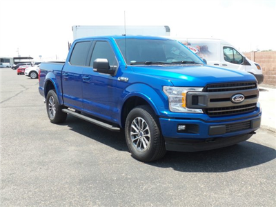 2018 F-150 SuperCrew Cab 4x4,  Pickup #188470 - photo 1