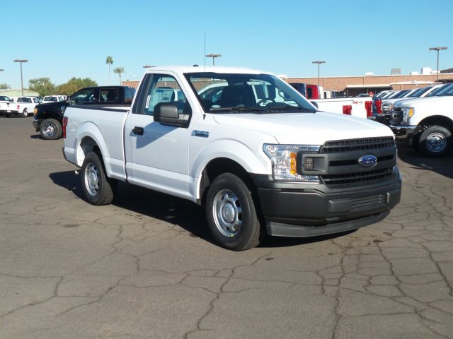 2018 F-150 Regular Cab 4x2,  Pickup #188472 - photo 3