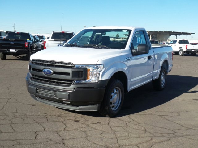 2018 F-150 Regular Cab 4x2,  Pickup #188472 - photo 1