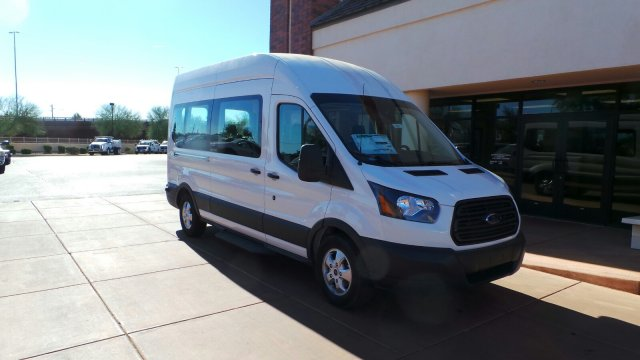 2018 Transit 350 High Roof, Passenger Wagon #188612 - photo 5