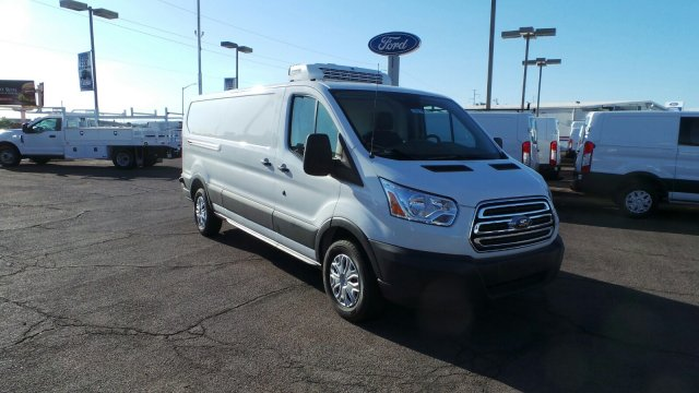 2018 Transit 250 Low Roof 4x2,  Thermo King Refrigerated Body #188917 - photo 5