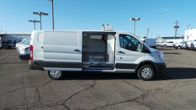 2018 Transit 250 Low Roof 4x2,  Thermo King Refrigerated Body #188917 - photo 6