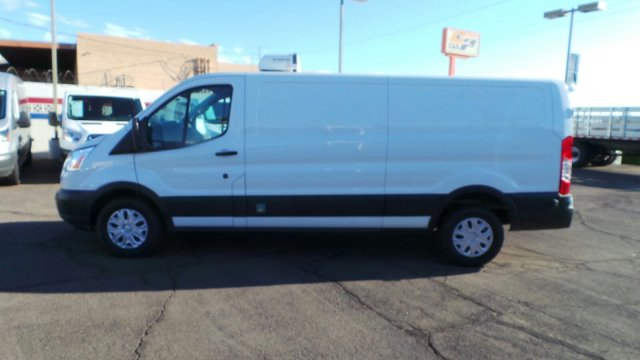 2018 Transit 250 Low Roof 4x2,  Thermo King Refrigerated Body #188917 - photo 9