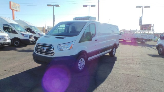 2018 Transit 250 Low Roof 4x2,  Thermo King Refrigerated Body #188917 - photo 1