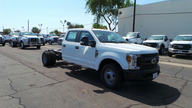 2018 F-350 Crew Cab DRW 4x2,  Cab Chassis #189456 - photo 5