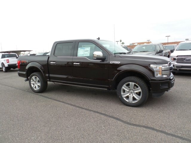 2018 F-150 SuperCrew Cab 4x4,  Pickup #189457 - photo 3