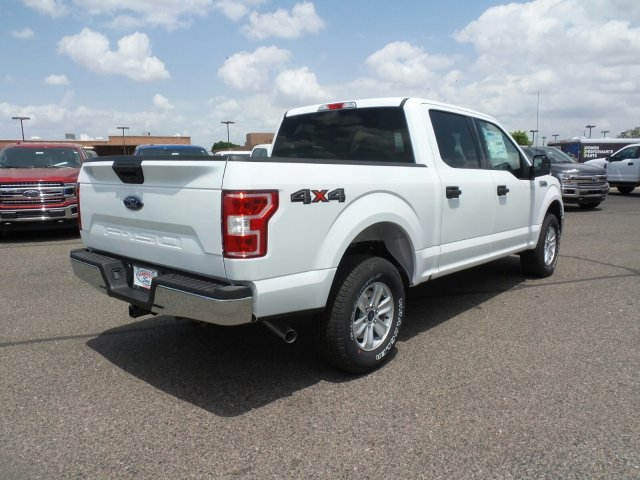 2018 F-150 SuperCrew Cab 4x4,  Pickup #189534 - photo 5