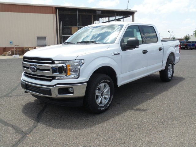 2018 F-150 SuperCrew Cab 4x4,  Pickup #189534 - photo 1