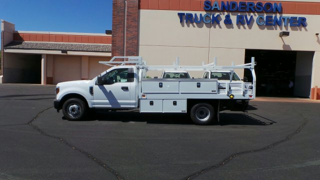 2018 F-350 Regular Cab DRW 4x2,  Knapheide Contractor Body #189535 - photo 2