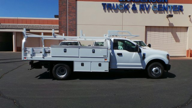 2018 F-350 Regular Cab DRW 4x2,  Knapheide Contractor Body #189535 - photo 5