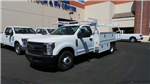 2018 F-350 Regular Cab DRW 4x2,  Knapheide Contractor Body #189535 - photo 1