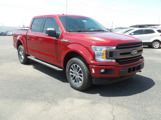 2018 F-150 SuperCrew Cab 4x4,  Pickup #189537 - photo 3