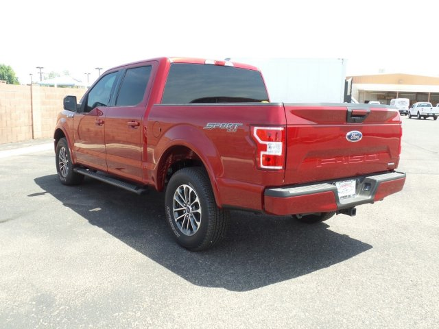 2018 F-150 SuperCrew Cab 4x4,  Pickup #189537 - photo 2