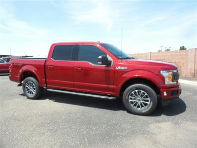 2018 F-150 SuperCrew Cab 4x4,  Pickup #189537 - photo 4