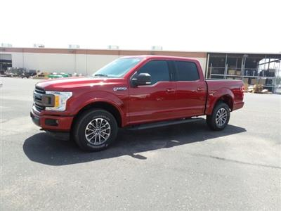 2018 F-150 SuperCrew Cab 4x4,  Pickup #189537 - photo 7