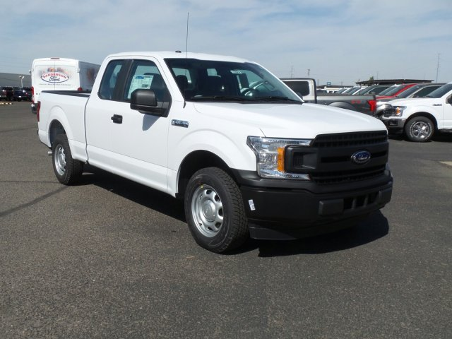 2018 F-150 Super Cab 4x2,  Pickup #189602 - photo 3