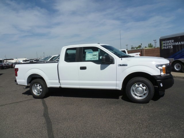 2018 F-150 Super Cab 4x2,  Pickup #189602 - photo 4