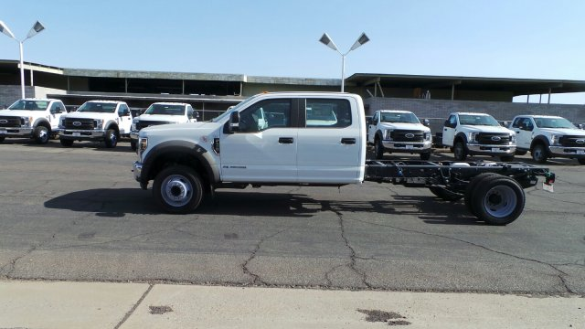 2018 F-450 Crew Cab DRW 4x2,  Cab Chassis #189632 - photo 3