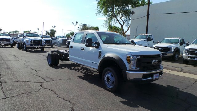 2018 F-450 Crew Cab DRW 4x2,  Cab Chassis #189632 - photo 5
