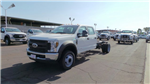 2018 F-450 Crew Cab DRW 4x2,  Cab Chassis #189632 - photo 1