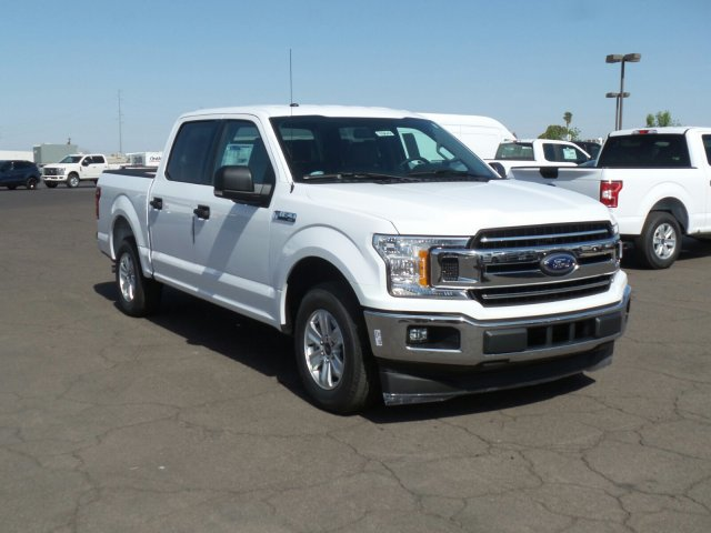 2018 F-150 SuperCrew Cab 4x2,  Pickup #189642 - photo 3