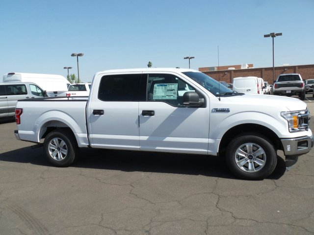 2018 F-150 SuperCrew Cab 4x2,  Pickup #189642 - photo 4
