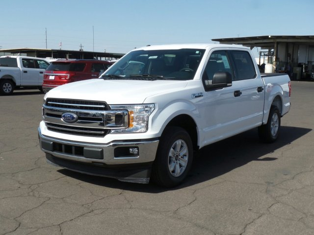 2018 F-150 SuperCrew Cab 4x2,  Pickup #189642 - photo 1