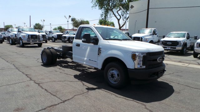 2018 F-350 Regular Cab DRW 4x2,  Cab Chassis #189764 - photo 5