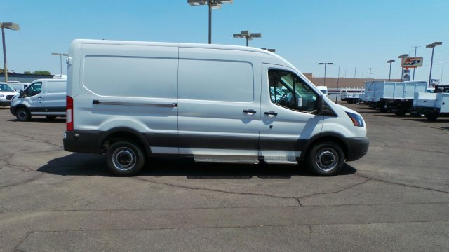 2018 Transit 250 Med Roof 4x2,  Empty Cargo Van #189842 - photo 3