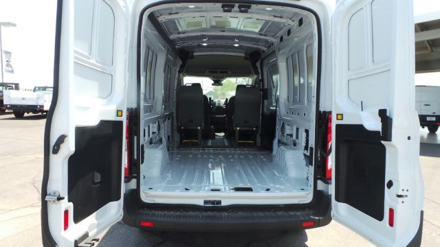2018 Transit 250 Med Roof 4x2,  Empty Cargo Van #189842 - photo 2