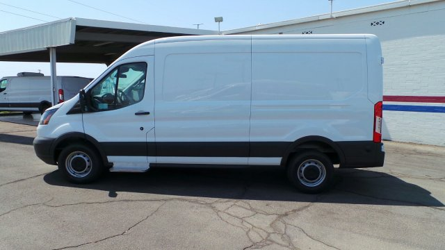 2018 Transit 250 Med Roof 4x2,  Empty Cargo Van #189842 - photo 8