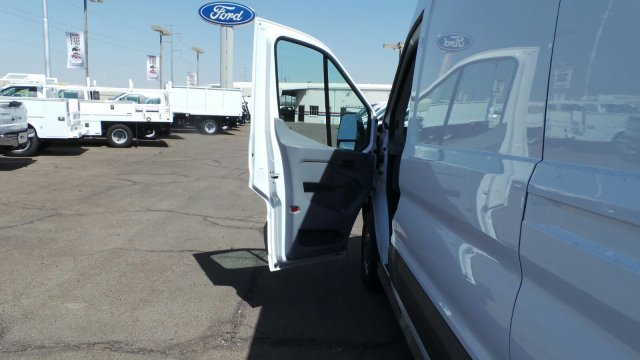 2018 Transit 350 High Roof 4x2,  Empty Cargo Van #189916 - photo 25