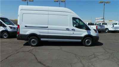 2018 Transit 350 High Roof 4x2,  Empty Cargo Van #189916 - photo 4